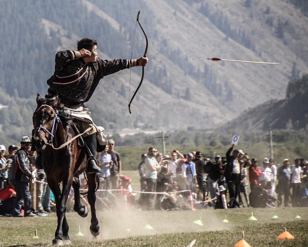 the unusual sports of Kyrgyzstan's World Nomad Games – Lonely Planet's travel blog