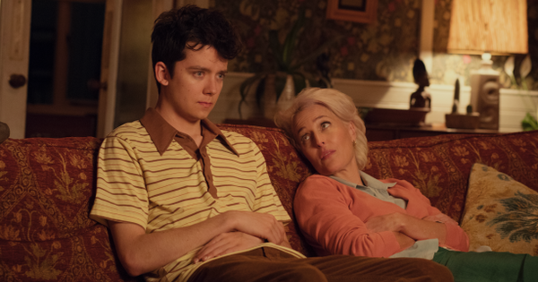 Sex Education Netflix FULL CAST: Gillian Anderson, Asa Butterfield and more star in new British comedy