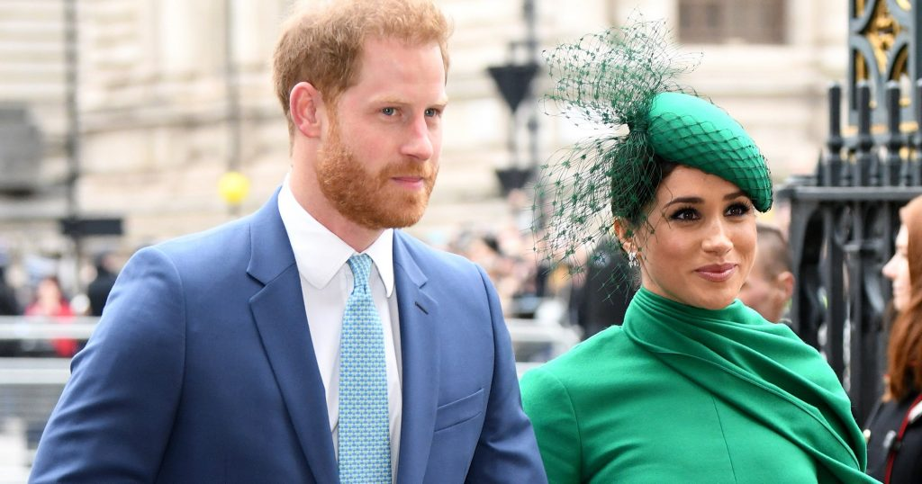 Meghan Markle Just Solidified The Green Dress Trend